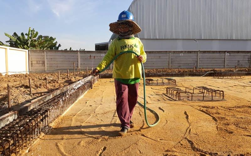 thailand construction
